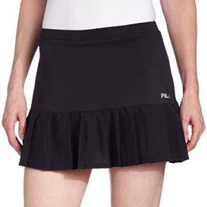 Fila Pleated Athletic Mini Tennis Skirt Skort